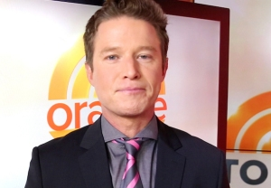 Billy Bush on Today