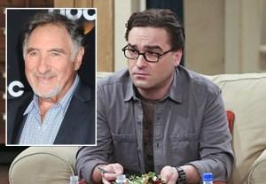 Big Bang Theory Judd Hirsch