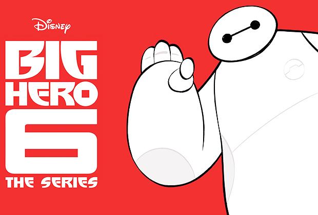 Big Hero 6 TV Series