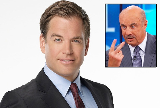 Michael Weatherly is Dr. Phil