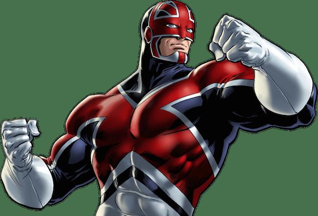 Marvel Captain Britain Series False Rumor