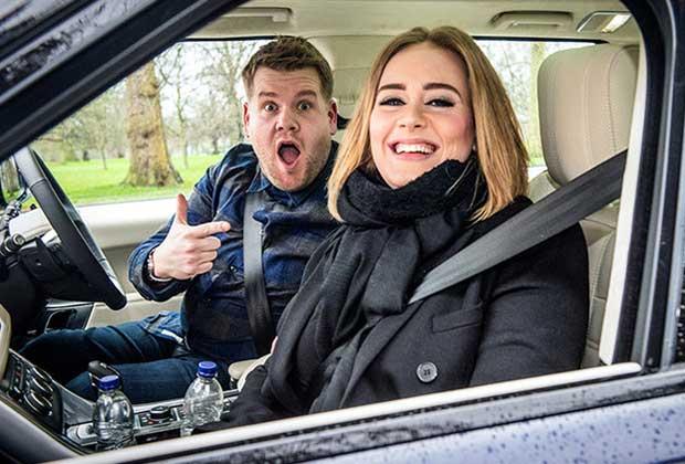 Carpool Karaoke Adele