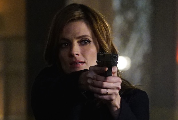 Castle Season 8 Recap Beckett Academy