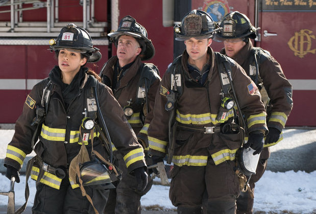 Chicago Fire Ratings