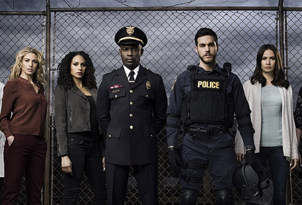 Containment Cast Photo