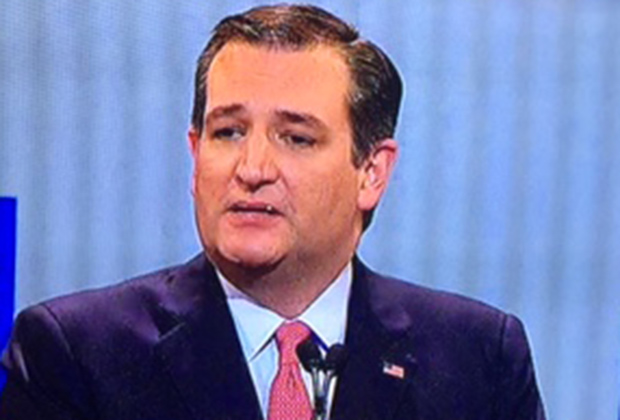 GOP Debate Ted Cruz