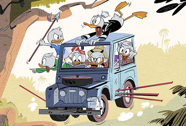 DuckTales Revival