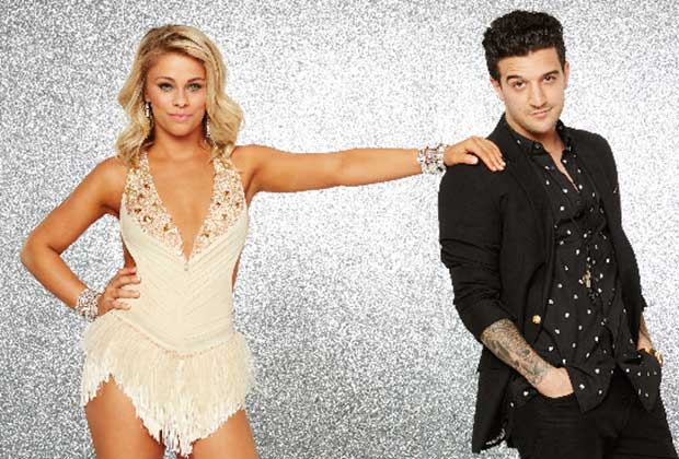 DWTS Mark Ballas Injured