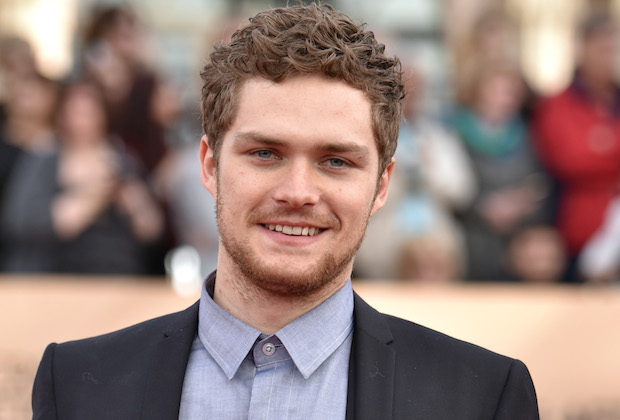 Iron Fist Cast Finn Jones
