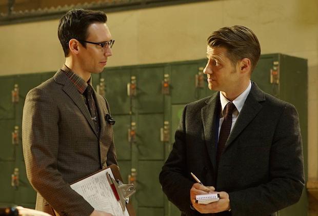 Gotham Season 2 Recap Riddler