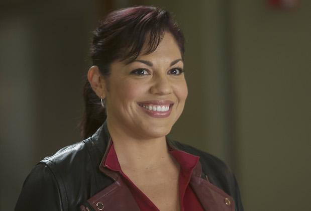 Sarah Ramirez Leaving Grey's Anatomy