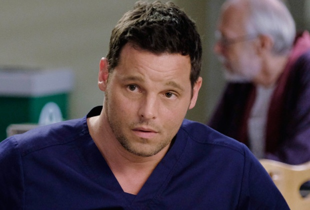 Grey's Anatomy Season 13 Justin Chambers