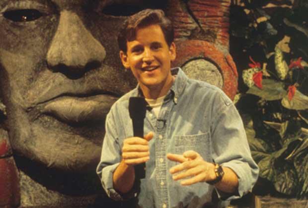 Kirk Fogg Legends of the Hidden Temple
