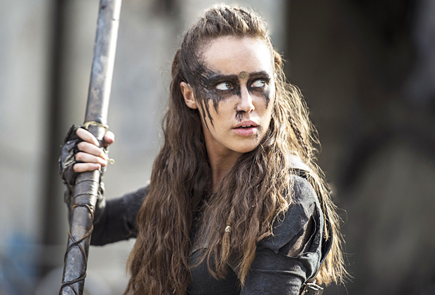 The 100 Lexa Death