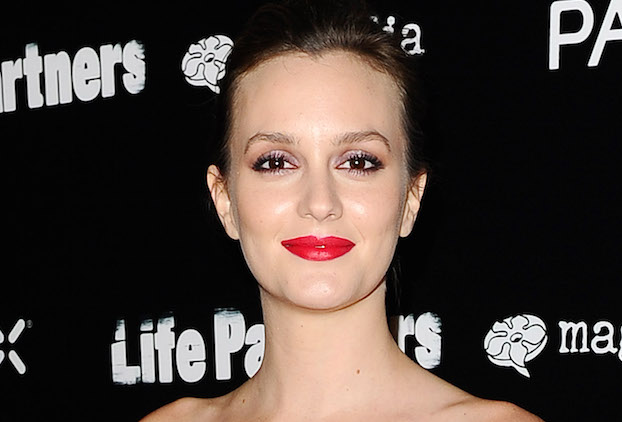 Leighton Meester is Making History
