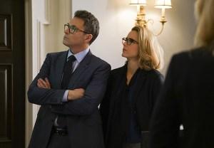 Madam Secretary Season 2 Spoilers Henry New Job
