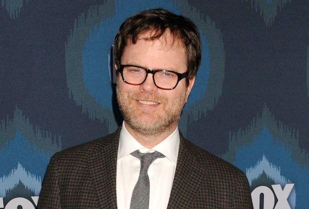 Rainn Wilson Roadies Cast