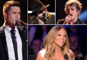 American Idol Trent