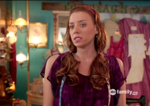 Gilmore Girls Revival Stacey Oristano