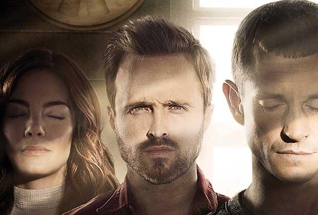 The Path Poster For Hulu Drama Starring Aaron Paul Tvline
