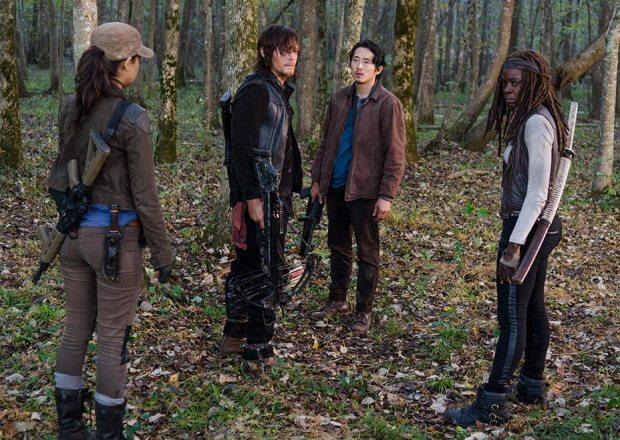The Walking Dead Finale Spoilers