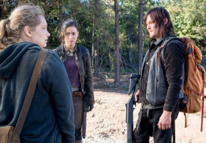 The Walking Dead Denise Dies