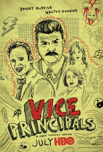 Vice Principals Poster HBO