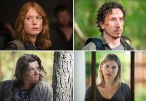 The Walking Dead Season 6 Deaths