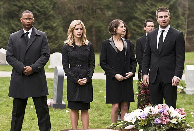 Arrow Oliver Felicity Reunion Spoilers