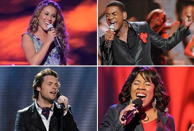 American Idol Best Performances