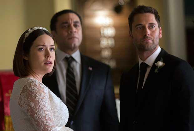 The Blacklist Wedding