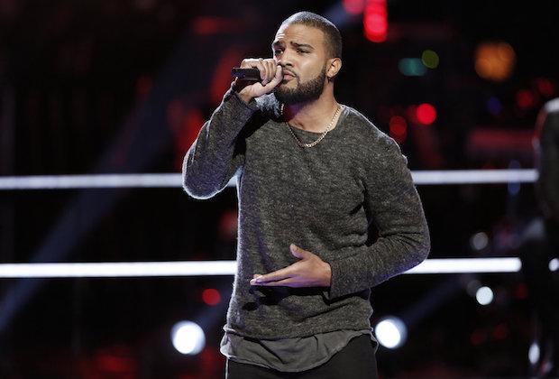 Bryan Bautista The Voice