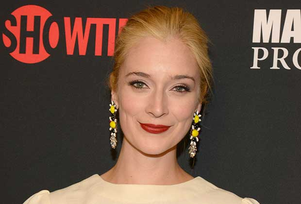 Caitlin FitzGerald New Girl