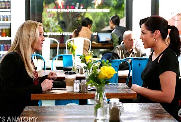Grey's Anatomy Calzona Custody Battle