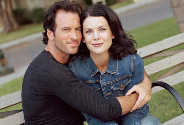 Gilmore Girls Revival Luke and Lorelai
