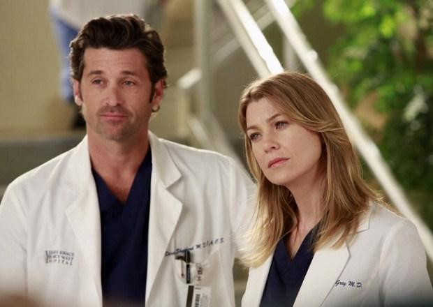 Grey's Anatomy Ellen Pompeo Interview