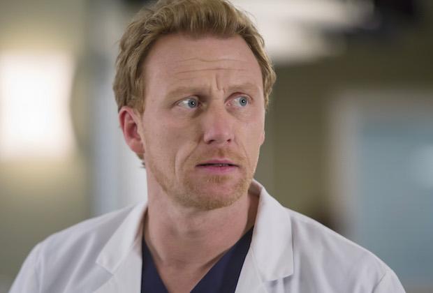 Grey's Anatomy Cast Owen Sister