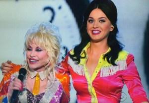 Katy Perry Dolly Parton