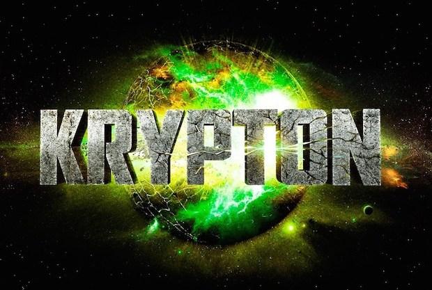 Krypton Series at Syfy
