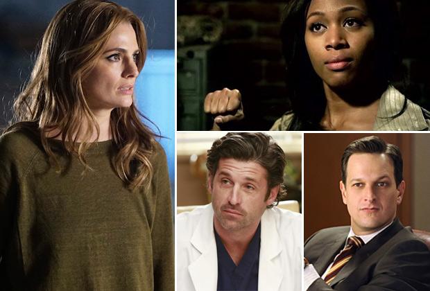 Actors Leaving TV Shows