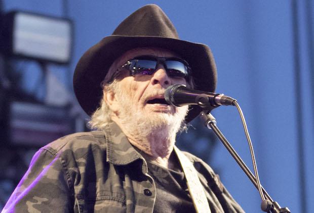 Merle Haggard Dead