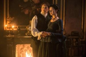 Outlander Season 2 Preview Sam Heughan