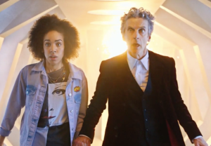 Doctor Who Pearl Mackie