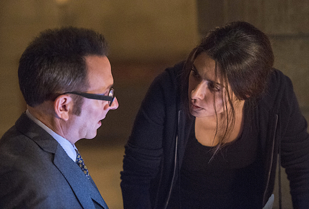 Person of Interest Cancelled Shaw Returns