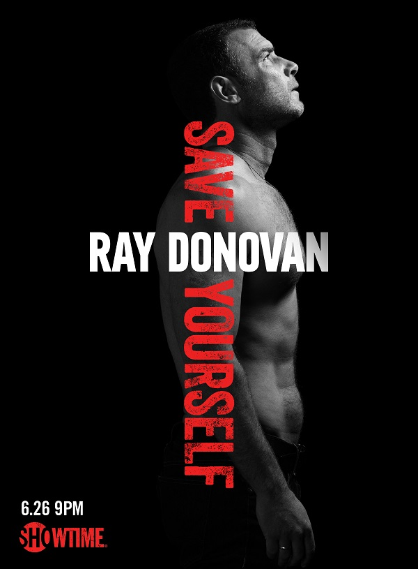 Ray Donovan Season 4 Poster