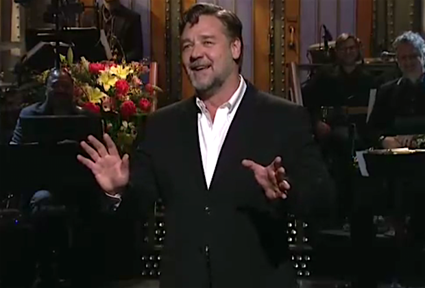 russell crowe snl monologue