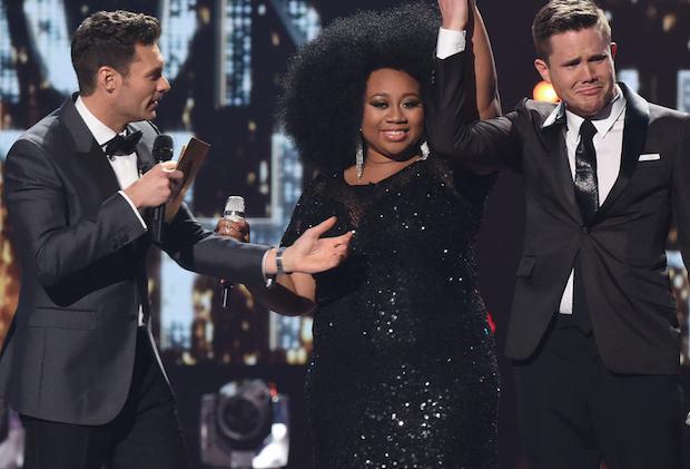 American Idol Trent Wins