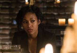 Sleepy Hollow Nicole Beharie Leaving