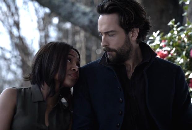 VIDEO] 'Sleepy Hollow' Season 3 Finale: Ichabod and Abbie Say Goodbye |  TVLine
