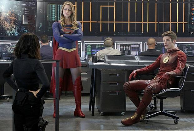 Supergirl The Flash